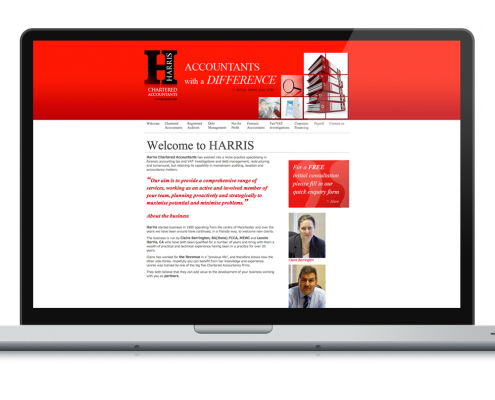 Harris-website-design-1