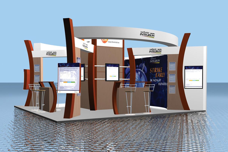 Exhibition Stand Design Site : Glaxo smith kline exhibition stand dawson design
