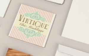 Vintique Branding MockUp 2